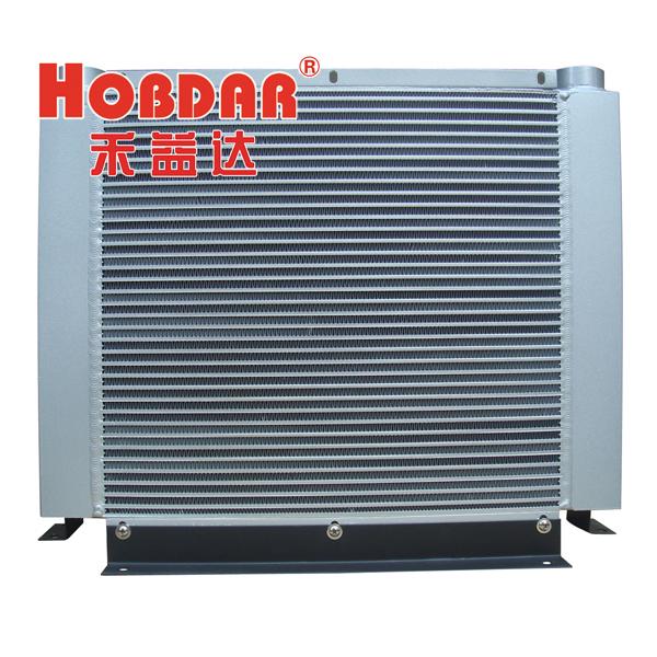 摊铺机的液压油散热器工作原理及注意事项图片