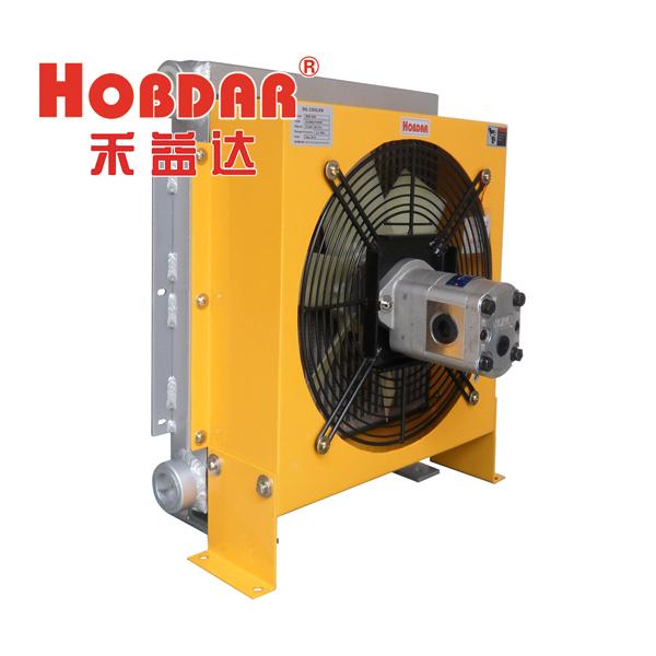 风冷油冷却机