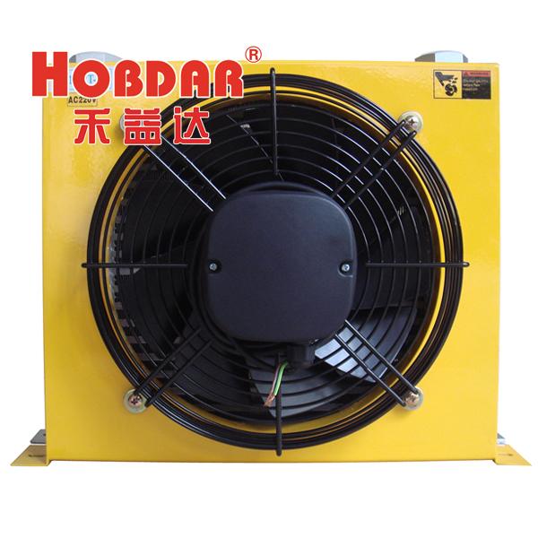 液压油风冷却器