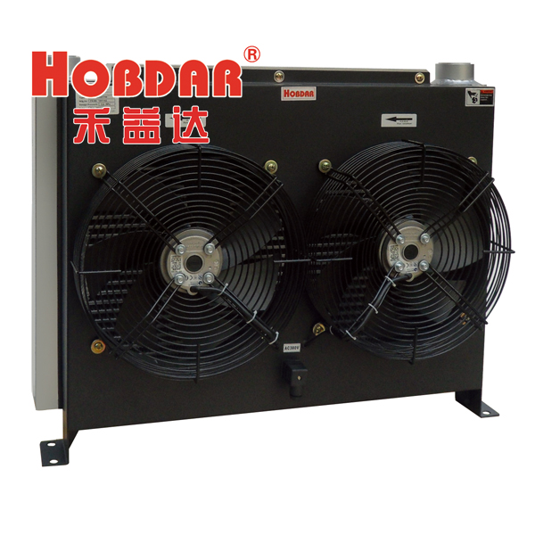 HD1690T(AC)双风扇风冷却器