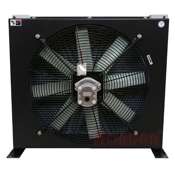 HM24100液压马达风冷却器