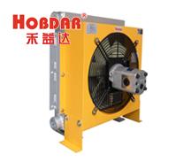 HM1490液压马达风冷却器